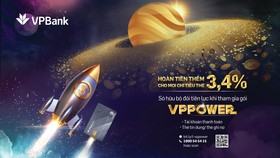 VPBank tung ưu đãi hấp dẫn cùng gói sản phẩm mới VPPower