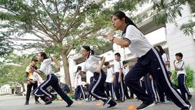 Nâng cao chất lượng giáo dục thể chất