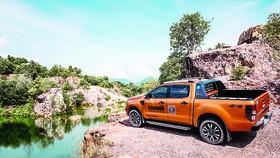 Ford Ranger đạt doanh số kỷ lục tại châu Á - Thái Bình Dương năm thứ 10 liên tiếp