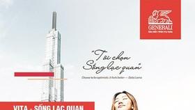 Generali Việt Nam mang VITA - Sống Lạc Quan đến mọi khách hàng