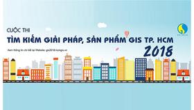 18 sản phẩm ấn tượng tại cuộc thi GIS TPHCM 2018