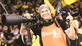 Nghệ sĩ nhiếp ảnh Nguyễn Á: Tránh lối mòn và không ngừng sáng tạo