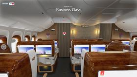 Bay phong cách với ưu đãi hạng thương gia của Emirates