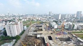 Vụ chưa được cấp phép vẫn xây dựng: UBND TPHCM giao Sở Xây dựng kiểm tra, đề xuất hướng xử lý