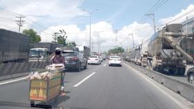 Lập lại trật tự, an toàn giao thông