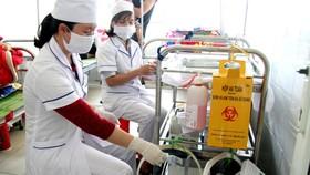Giảm thiểu chất thải nhựa trong y tế