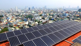 Kiến nghị mua điện mặt trời áp mái ở mức 9,35 cent/kWh