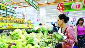 Những mặt hàng rau củ quả, Co.opmart ưu tiên chọn hàng của những hợp tác xã có chứng nhận Vietgap, GlobalGap về quy trình sản xuất rau an toàn