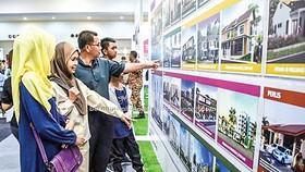 Malaysia xây nhà cho người thu nhập thấp