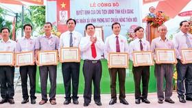 Vùng sâu Vĩnh Thuận… đổi đời