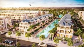 Dự án Lago Centro đang trở thành tâm điểm của giới đầu tư.