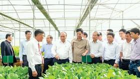 Con người là mấu chốt nông nghiệp 4.0