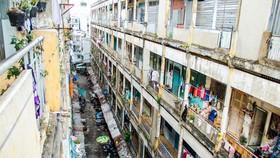 Việc cải tạo, xây mới lại chung cư cũ phải đảm bảo hài hòa lợi ích 3 bên Nhà nước, người dân và doanh nghiệp.