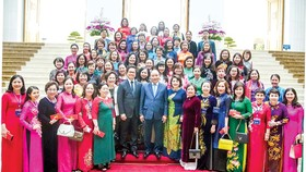 Tạo cơ chế, chính sách cho nữ doanh nhân