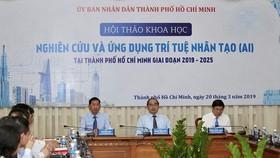 TPHCM xây dựng Trung tâm nghiên cứu và ứng dụng AI