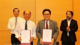 Chính phủ Nhật Bản viện trợ không hoàn lại 6 dự án tại Việt Nam