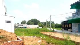 Lúng túng xử lý khu dân cư tự phát