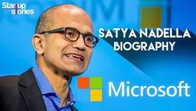 CEO Satya Nadella: Người biến đổi Microsoft