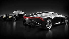 Top 3 mẫu xe  đắt nhất thế giới