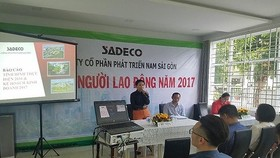 Sai phạm tại Sadeco gây thiệt hại hơn 150 tỷ đồng