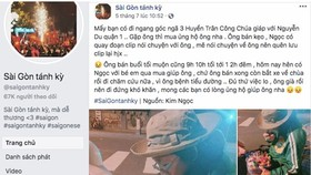 """""""Sài Gòn tánh kỳ"""""""