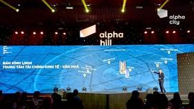 Ra mắt dự án siêu sang VVIP Sneak Preview Alpha City
