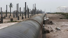 Hơn 240 triệu USD của công ty dầu khí Trung Quốc bị thu giữ