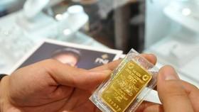 Vàng SJC chạm mốc 41 triệu đồng/lượng