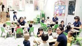 Tập trung giải quyết tình trạng thiếu giáo viên mầm non