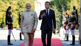 Ấn Độ, Pháp tăng cường hợp tác hàng hải