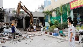 Lo sửa luật vẫn không khắc phục được vi phạm trong xây dựng