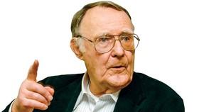 Ingvar Kampard - Nhà sáng lập đế chế IKEA vĩ đại