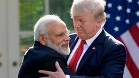 Chương mới quan hệ Mỹ - Ấn Độ