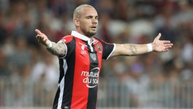 Wesley Sneijder. Ảnh: Getty Images.