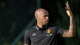 Cựu danh thủ Thierry Henry.