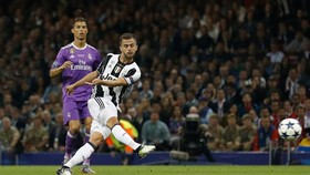Miralem Pjanic giờ không còn nhiệm vụ sút phạt cho Juventus