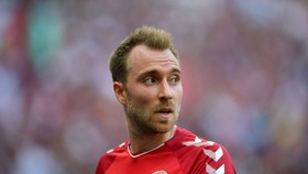 Tiền vệ người Đan Mạch Christian Eriksen.
