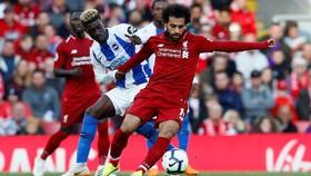 Mo Salah vẫn đang chơi rất hay trên đấu trường Premier League.