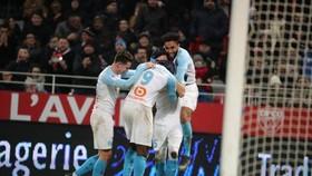 Niềm vui trở lại với Marseille