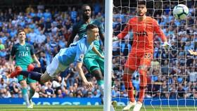 Man City - Tottenham 1-0: Phil Foden nhấn chìm Tottenham giúp Man City trở lại ngôi đầu