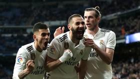 Real Madrid lật đổ Man United để trở thành CLB giá trị nhất thế giới