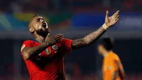 Arturo Vidal sẽ dẫn dắt Chilê đến chiến thắng
