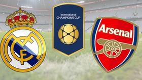 Lịch thi đấu và bảng xếp hạng ICC ngày 24-7, Real Madrid đụng độ Arsenal