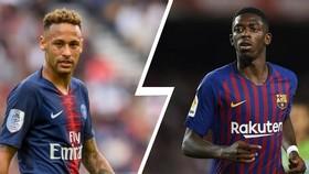 Lộ dấu hiệu Dembele sang PSG để Neymar đến Barcelona