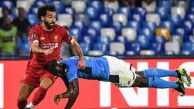 Mo Salah tịt ngòi trên sân bóng Ý.