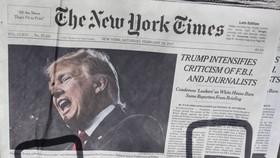 """Tổng thống Mỹ công bố """"Giải tin tức giả 2017"""""""
