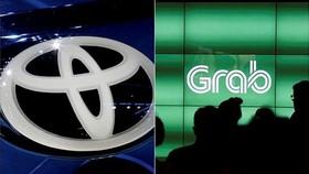 """Toyota đầu tư """"khủng"""" cho Grab"""