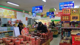Xuất khẩu và phát triển chuỗi cửa hàng, siêu thị là phương án sản xuất kinh doanh sau khi cổ phần hóa của Hapro.