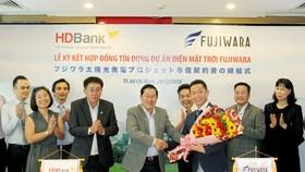 HDBank tài trợ 3.000 tỷ đồng phát triển năng lượng tái tạo An Giang, Bình Định, Ninh Thuận