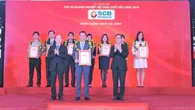 SCB top 50 doanh nghiệp xuất sắc nhất Việt Nam 2018